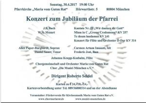 Jubiläumskonzert2017ChorMariaRatMuenchen
